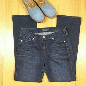Lucky Brand Brooke Boot Dark Wash Jeans NWOT